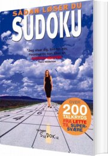 sådan løser du sudoku - bog