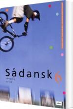 sådansk 6, skriftlig dansk - bog