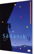 sådansk 9, skriftlig dansk, 3.udg - bog