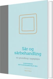 sår & sårbehandling - bog