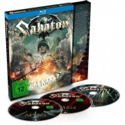 sabaton: heroes on tour - Blu-Ray