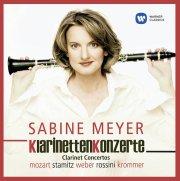 sabine meyer - klarinettenkonzert - cd