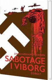 sabotage i viborg - bog