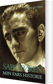 sabotøren - bog