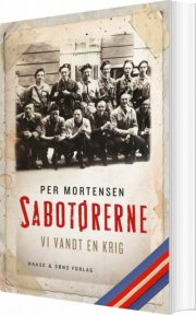 sabotørerne - bog