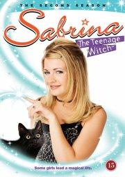sabrina - skolens heks - sæson 2 - DVD