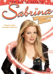 sabrina - skolens heks - sæson 6 - DVD