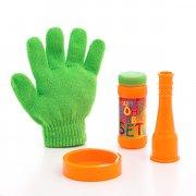 sæbebobler - legesæt med handske - Udendørs Leg