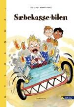 sæbekassebilen - bog
