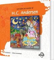 sæt kulør på eventyr af h.c. andersen - bog