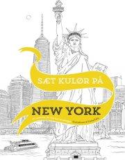 sæt kulør på new york - bog
