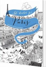 sæt kulør på paris - bog