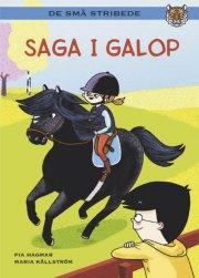 saga i galop - bog