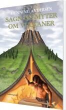 sagn og myter om vulkaner - bog