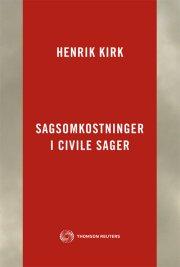 sagsomkostninger i civile sager - bog