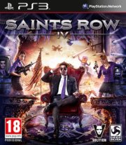 saints row iv (4) - PS3