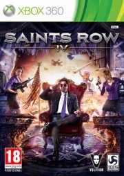 saints row iv (4) commander in chief - xbox 360