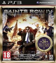 saints row iv (4): game of the century - PS3