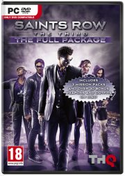 saints row the third: the full package - PC