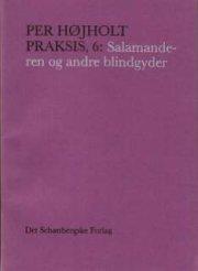 salamanderen og andre blindgyder - bog