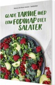 Image of   Glade Tarme Med Low Fodmap Diet-salater - Rebecca Leth-nissen Johansen - Bog