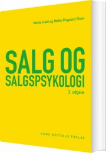 salg og salgspsykologi - bog