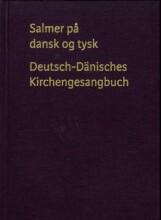 salmer på dansk og tysk - bog