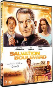 salvation boulevard - DVD