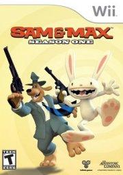 sam & max: season 1 - wii