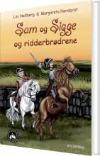 sam og sigge 3 - sam og sigge og ridderbrødrene - bog