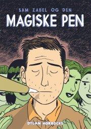 sam zabel og den magiske pen - bog