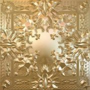 jay-z and kanye west - watch the throne - cd