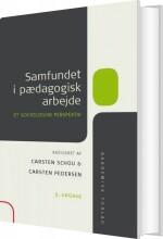 samfundet i pædagogisk arbejde - bog