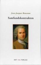 samfundskontrakten eller statsrettens principper - bog