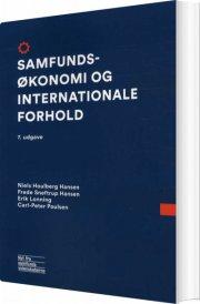 samfundsøkonomi og internationale forhold - bog