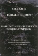 samfundsvidenskabernes forudsætninger - bog