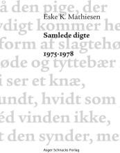 samlede digte 1975-1978 - bog