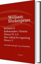 samlede skuespil / bd. 3 - bog