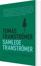samlede tranströmer, klassiker - bog
