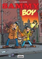 sammy: boy - Tegneserie
