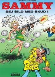 sammy: sej sild med skud i - Tegneserie