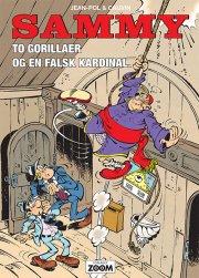sammy: to gorillaer og en falsk kardinal - bog