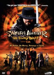 samurai avenger - the blind wolf - unrated - DVD