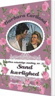 sand kærlighed - bog