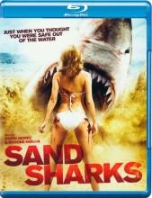 sand sharks - Blu-Ray