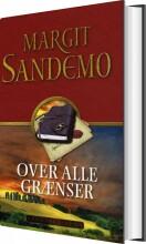 sandemoserien 16 - over alle grænser - bog
