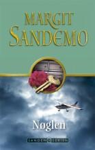 sandemoserien 20 - nøglen - bog