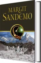sandemoserien 22 - under evige stjerner - bog