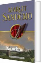sandemoserien 24 - barnebruden - bog