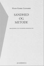 sandhed og metode - bog